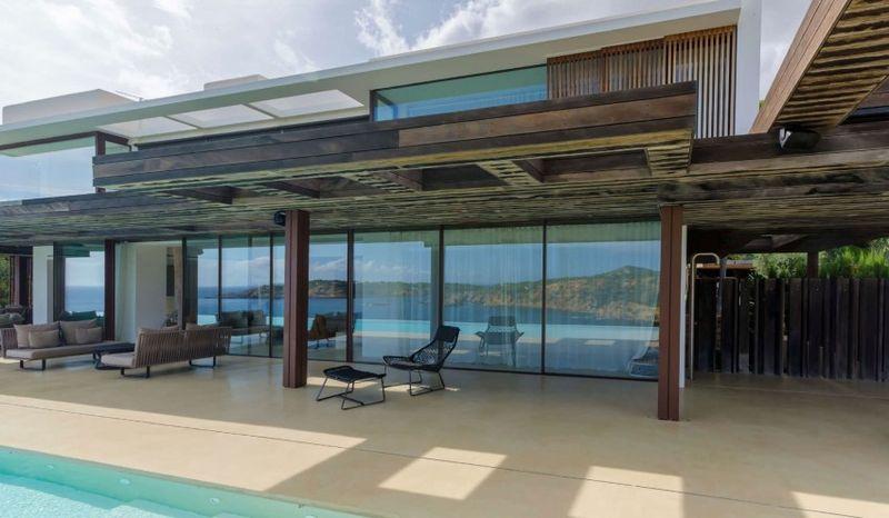 Magnifique Villa De Vacances Avec Superbe Vue Sur L Oc An En Espagne Construire Tendance