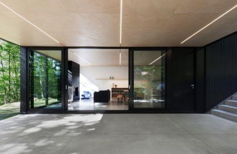 FAHOUSE par l'architecte Jean Verville - Canada