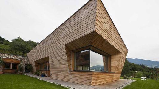 2e partie - Brunner House par Norbert Dalsass - Italie
