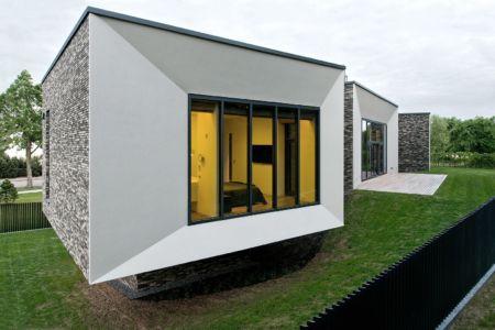 3 volumes - Family House par UAB Architektu biuras - Palanga, Lituanie