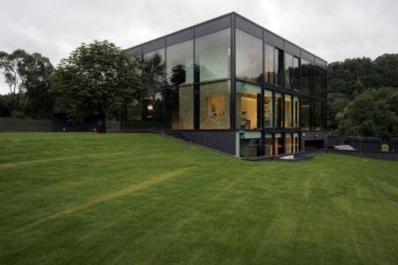 Family House par Architectural Bureau G.Natkevicius & Partners - Vilnius - Lituanie