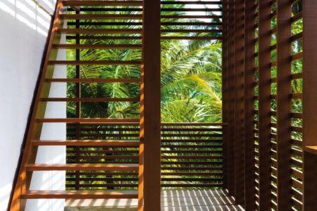 Accès Escalier 2e Etage - Casa Tropical par Camarim - Mundau, Brézil