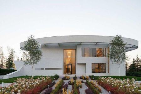 Agalarov-Estate-Villa par SL Project - Moscou, Russie | + d'infos