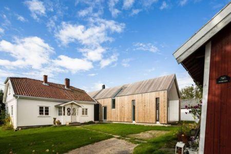 Ancienne Ferme & Bâtiment Rénové - Residence-Sellebakk Par Link Arkitektur - Sellebakk, Norvege