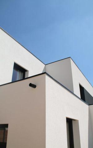 Angle - V&P - Maison contemporaine par Pascal Dupuis - France - Photo Jacky Abélard