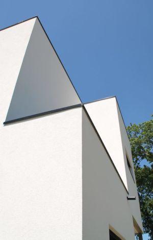 Angle - V&P - Maison contemporaine par Pascal Dupuis - F rance - Photo Jacky Abélard