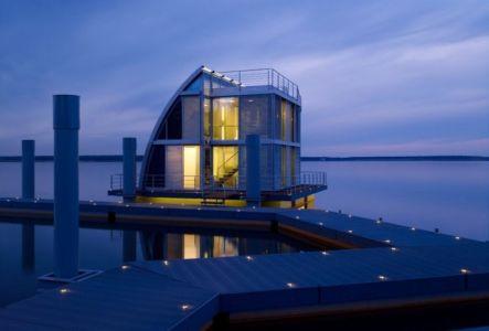 Aqua Floathome par Steeltec37 - Lausitzer Seenland - Allemagne