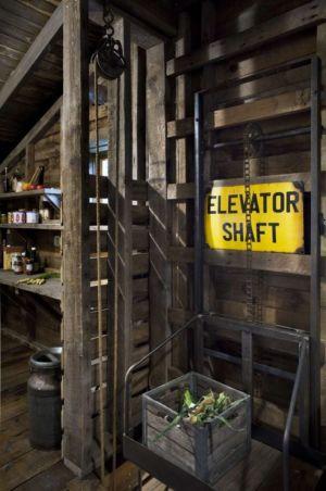 Ascenseur Traditionnel - Rural-Barn Par MW Works - Leavenworth, USA