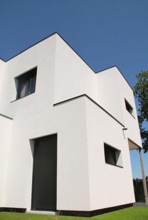 Autre angle - V&P - Maison contemporaine par Pascal Dupuis - France - Photo Jacky Abélard