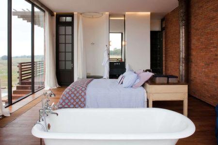 Baignoire Chambre - Luna-Llena-House Par Candida Tabet - Punta Del Este, Uruguay