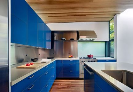 Bal House par Terry & Terry Architecture - Menlo Park, Usa_06
