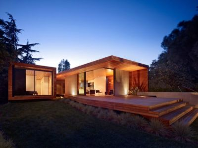 Bal House par Terry & Terry Architecture - Menlo Park, Usa_07
