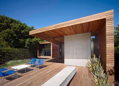 Bal House par Terry & Terry Architecture - Menlo Park, Usa_13