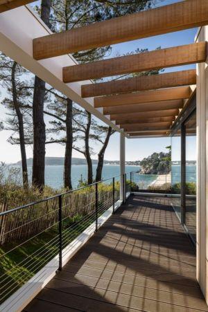 Balcon Etage - house-crozon par Pierre-yves Le Goaziou - Crozon, France