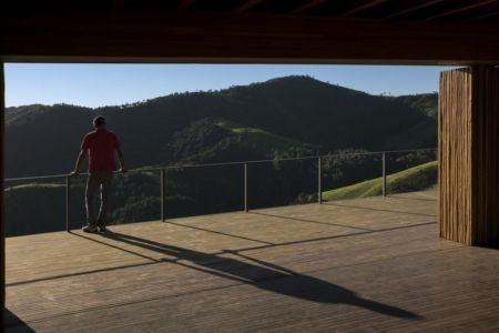 Balcon Bois & Vue Panoramique Paysage - Catucaba-Farm Par Studio MK27 - Catucaba, Brazil