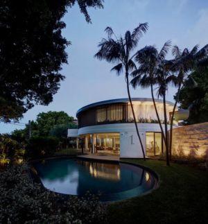 Bellevue Hill Residence par Tzannes Associates, Australie
