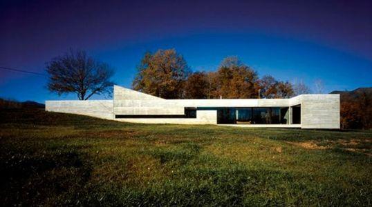Bianna House par Hidalgo Hartmann - La Garrotxa, Espagne