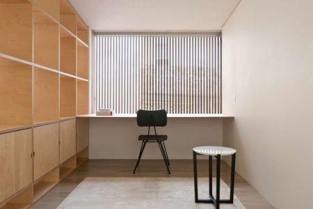 Bureau - Balmain-House Benn & Penna Architects - Sydney, Australie