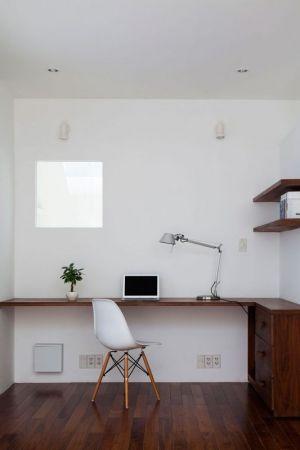 Bureau - HEM-House Par Sanuki Daisuke - Ho Chi Minh, Vietnam