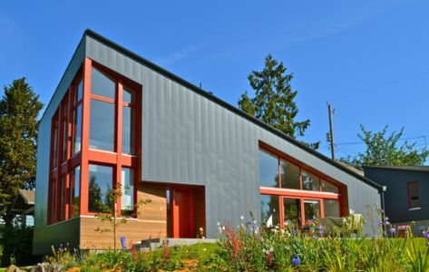 Burke Gilman House par Paul Michael Davis Design - Usa | + d'infos
