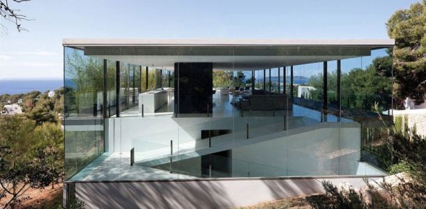 CAN MANA par Atelier d'Architecture Bruno Erpicum & Partners - Baleares - Espagne - Photos Jean Luc Laloux