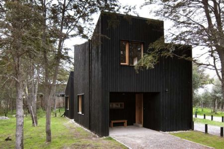 CLF Houses par Estudio BaBO - Villa La Angostura, Argentine - + d'infos