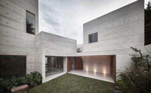 Cap House par MMX Studio - Mexique - Photo Yoshihiro Koitani - + d'infos