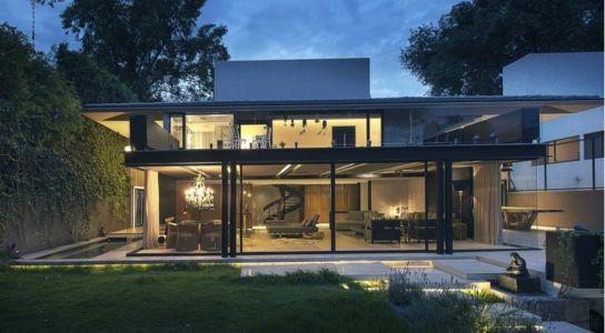 20 maisons de verre contemporaines construire tendance - La fascinante maison de verre h house aux pays bas ...