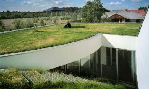 Casa Outrial par Robert Konieczny KWK Promes - Ksiazenice, Pologne