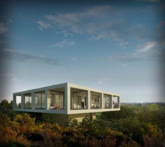 Casa Pezo – Solo Houses par Pezo Von Ellrichshausen Architects - Espagne - + d'infos