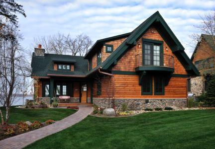 Cedar-home par Lake Country Builders - Usa - + d'infos