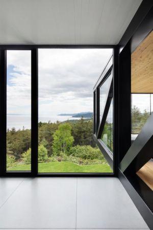 Chalet Blanche Par ACDF Architecture - Malbais, Canada 07