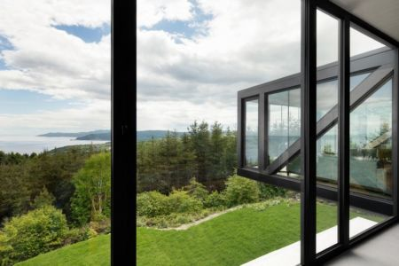 Chalet Blanche Par ACDF Architecture - Malbais, Canada 09