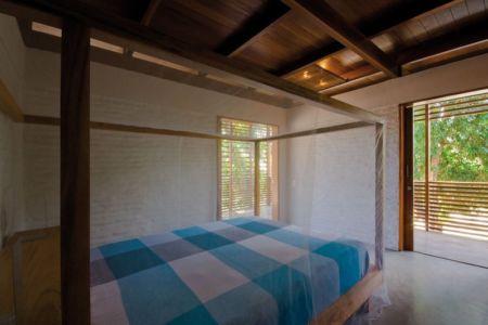 Chambre - Casa Tropical par Camarim - Mundau, Brézil