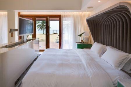 Chambre Principale Design -iniala-beach-house par Estudio & A-Cero - Phang Nga, Thaïlande