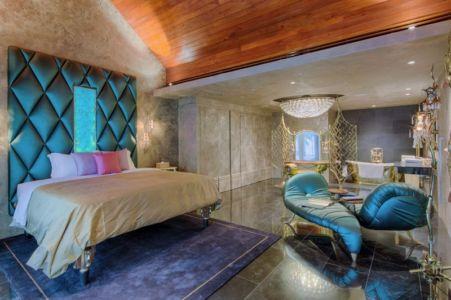 Chambre Principale Design - iniala-beach-house par Estudio & A-Cero - Phang Nga, Thaïlande