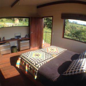 Chambre - Small-House-Bliss par Cabana-Arquitetos - Brésil