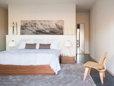 Chambre - la-vinya par Lagula Arquitectes, Malavella, Espagne