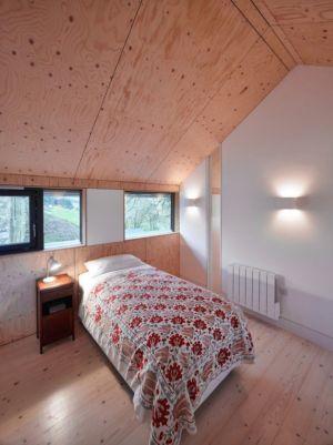 Chambre - maison typique par WT Architecture - Biggar, Royaume-Uni