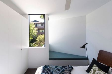 Chambre - Unfurled-House Par Christopher Polly Architect - Sydney, Australie