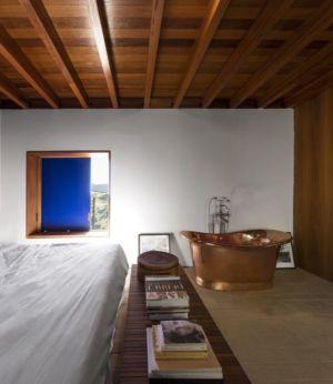 Chambre & Baignoire - Catucaba-Farm Par Studio MK27 - Catucaba, Brazil