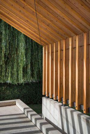 Charpente Bois - Family-Villa-XL - Sono-Arhitekti - Slovenie