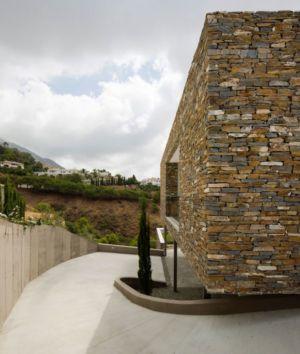 Clôture & Sentier Privé Accès - El Meandro Par Marion Regitko - Malaga, Espagne