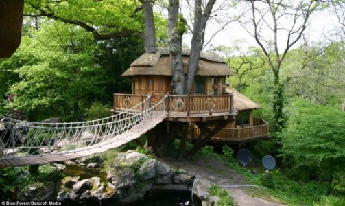 Cliffside Lodge en location chez Blue Forest à Tunbridge Wells, Royaume Uni