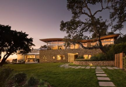 Coastal-California-Home par Carver+Schicketanz - Californie, USA | + d'infos