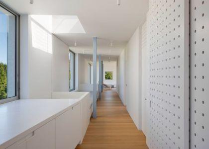 Couloir 2e Etage - 365ML par Levenbetts - New York, USA