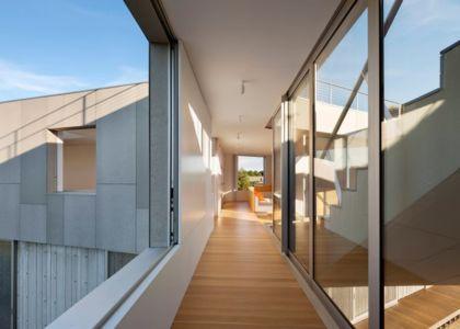 Couloir Etage - 365ML par Levenbetts - New York, USA