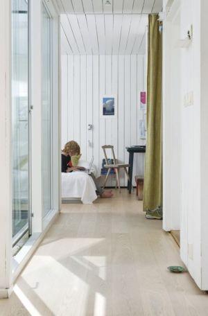 Couloir - juniper-house par Murman Arkitekter - Kattammarsvik, Suède