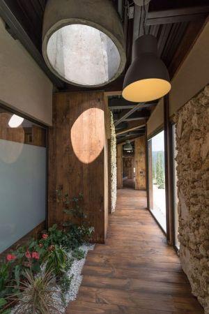 Couloir - Gozu-House Par Opus - El Retiro, Colombie