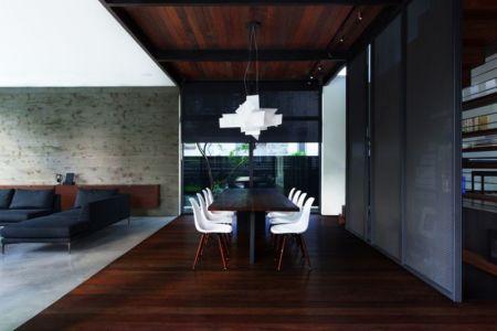 Coupée Croisée Par YH2 Architecture - Montréal, Canada 13